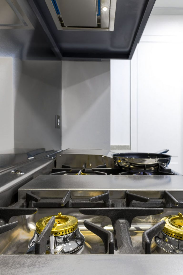 cocina clasica acero gullo