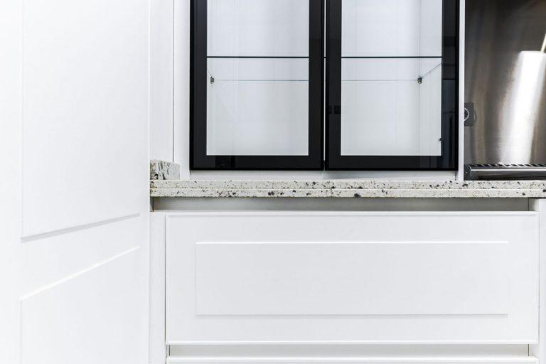 cocina clasica laca blanca