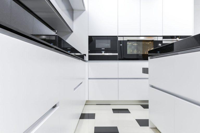 cocina de diseno sin tirador