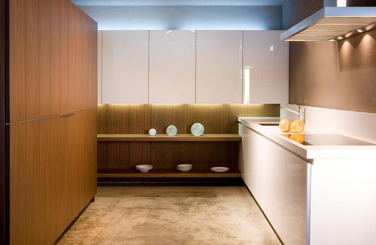 Imgenes de cocinas modernas interesting cocinas modernas - Cocina de madera moderna ...