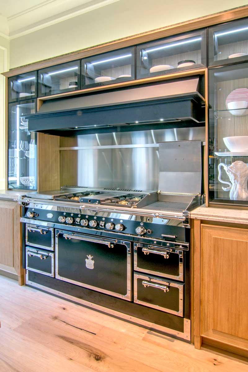 Gullo Cucine, cocinas tradicionales profesionales | Murelli Cucine