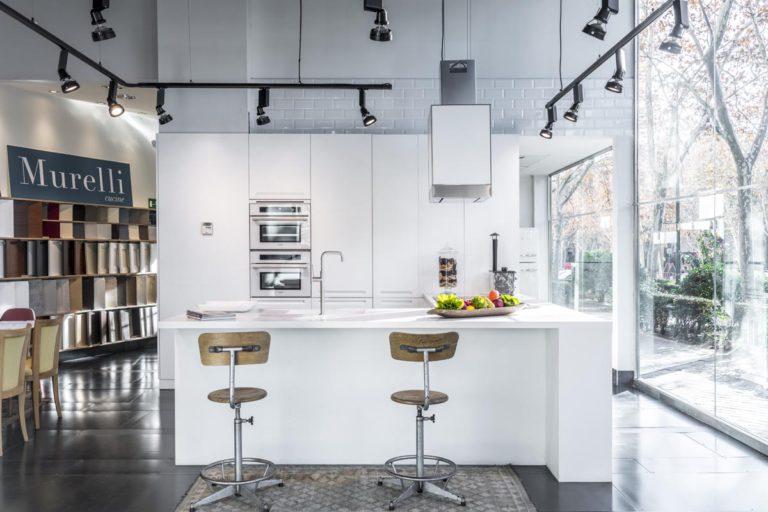 tienda de cocinas murelli cucine