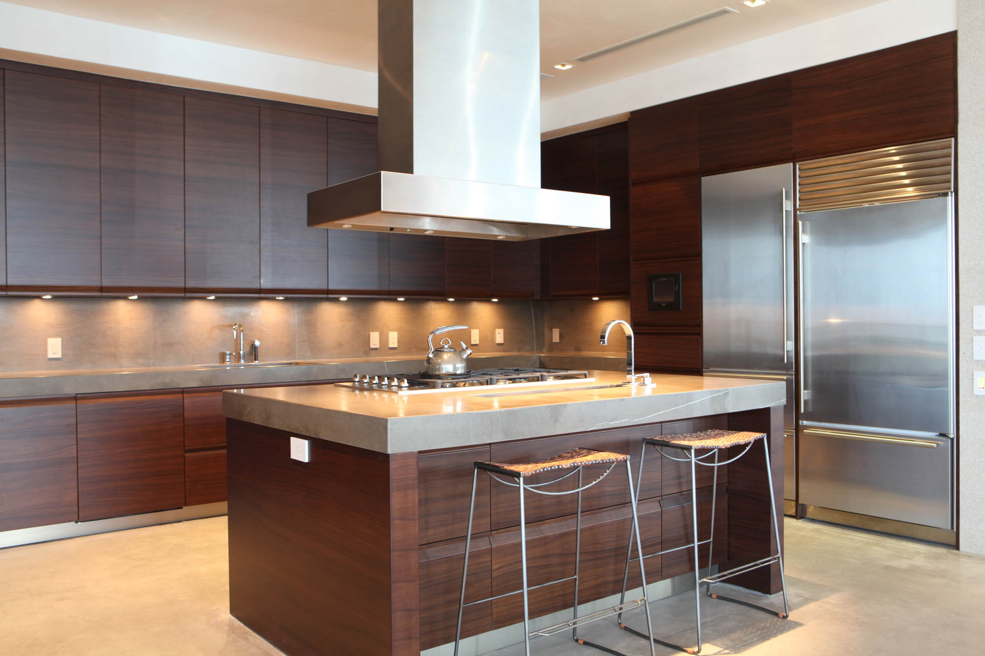 Muebles de cocina ecol gicos comprometidos con el medio for Guardas para cocina modernas
