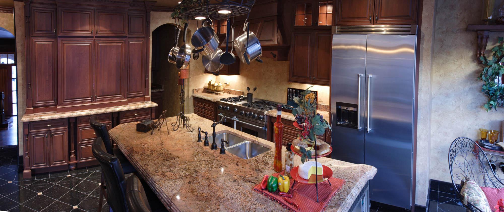 Cocinas de dise o italiano murelli cucine - Cocinas diseno italiano ...