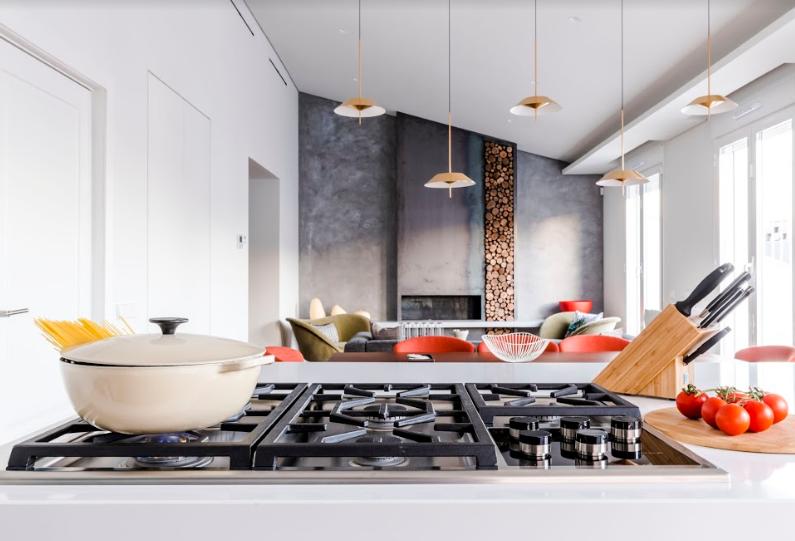 Único Cocina Espaciamiento Aparato Diseño Imágenes - Ideas de ...