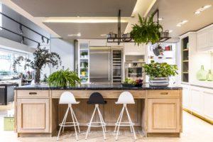Muebles de cocina clásicos