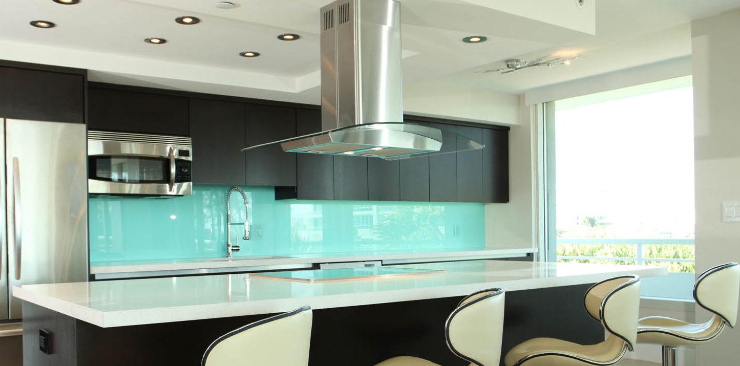 La campana extractora en la cocina tipos y funcionalidades murelli cucine - Campana extractora cocina ...