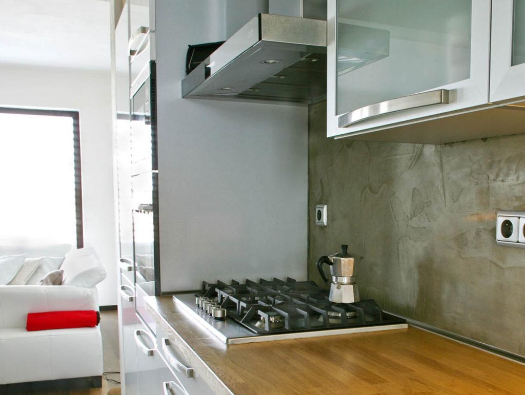 Campana Extractora Murelli Cucine