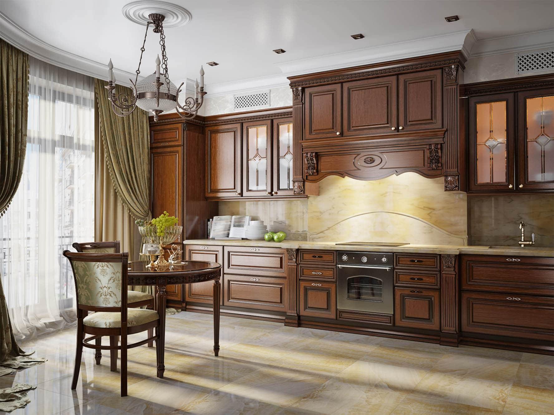 Cocinas r sticas murelli cucine - Disenos de cocinas rusticas ...