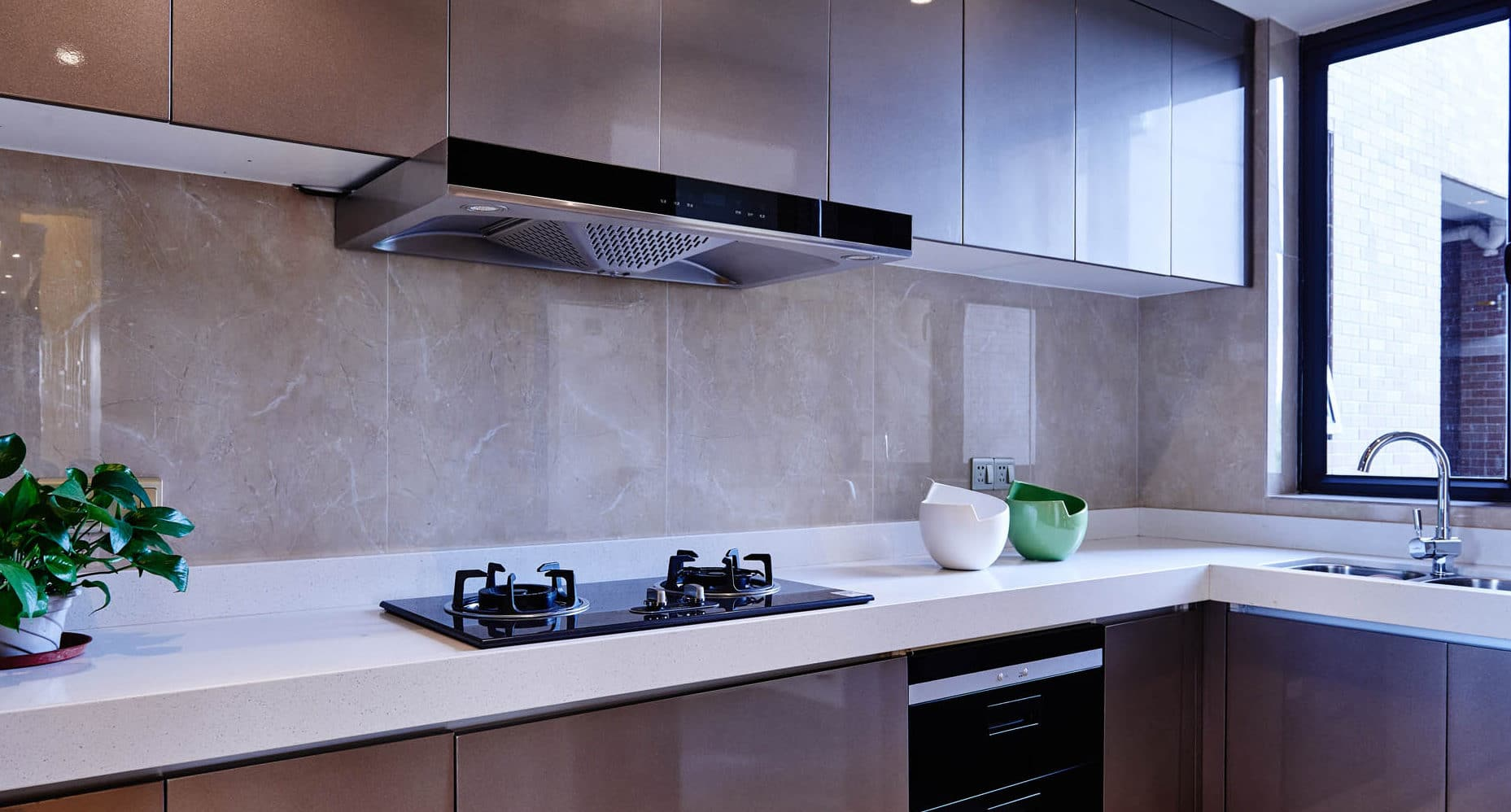C mo elegir azulejos para cocinas murelli cucine - Azulejos para la cocina ...