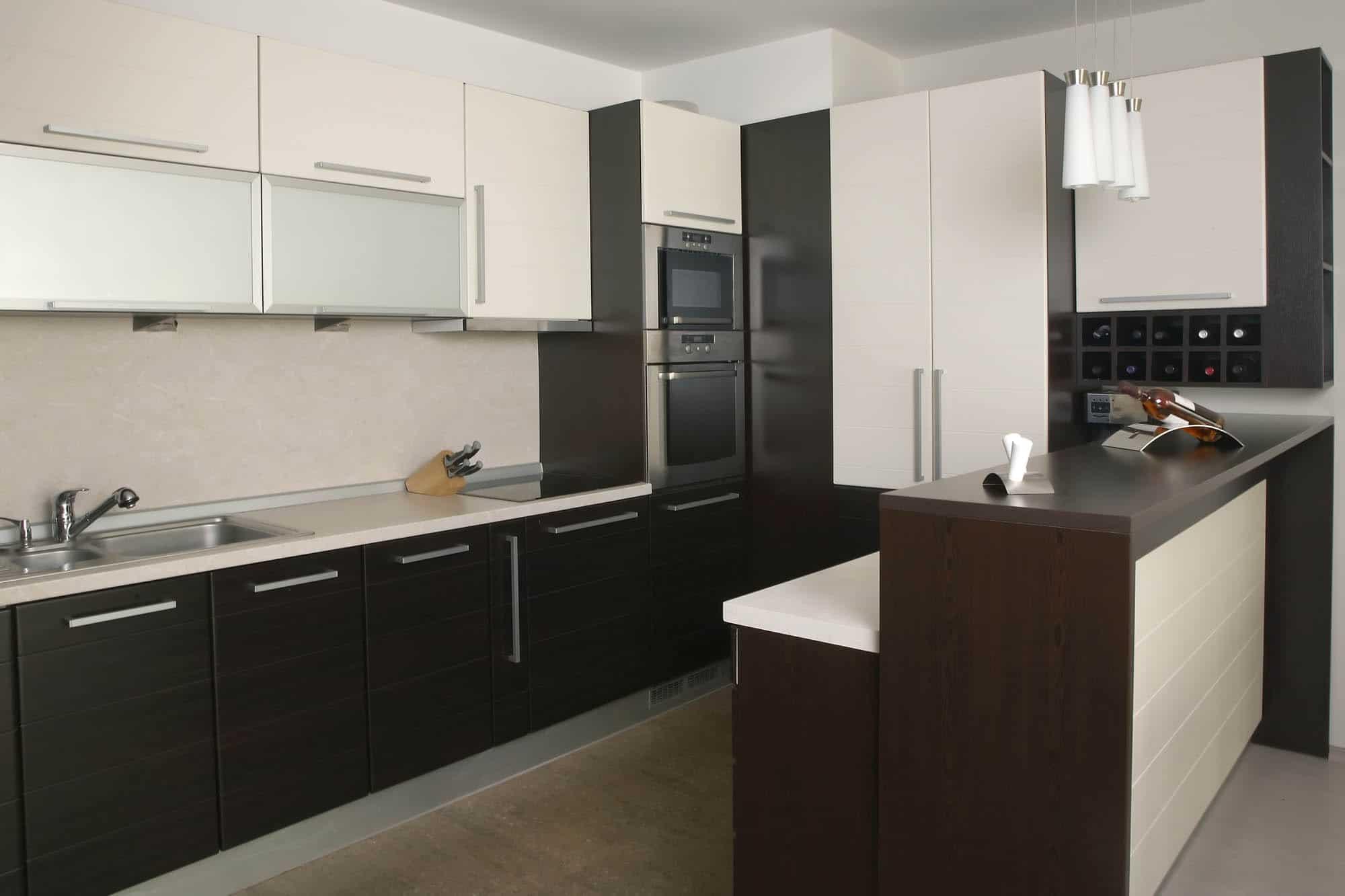 Correcta distribuci n de los muebles de cocina murelli for Distribucion de muebles de cocina