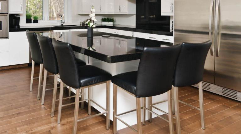 Mesas y sillas de diseño para la cocina | Murelli Cucine